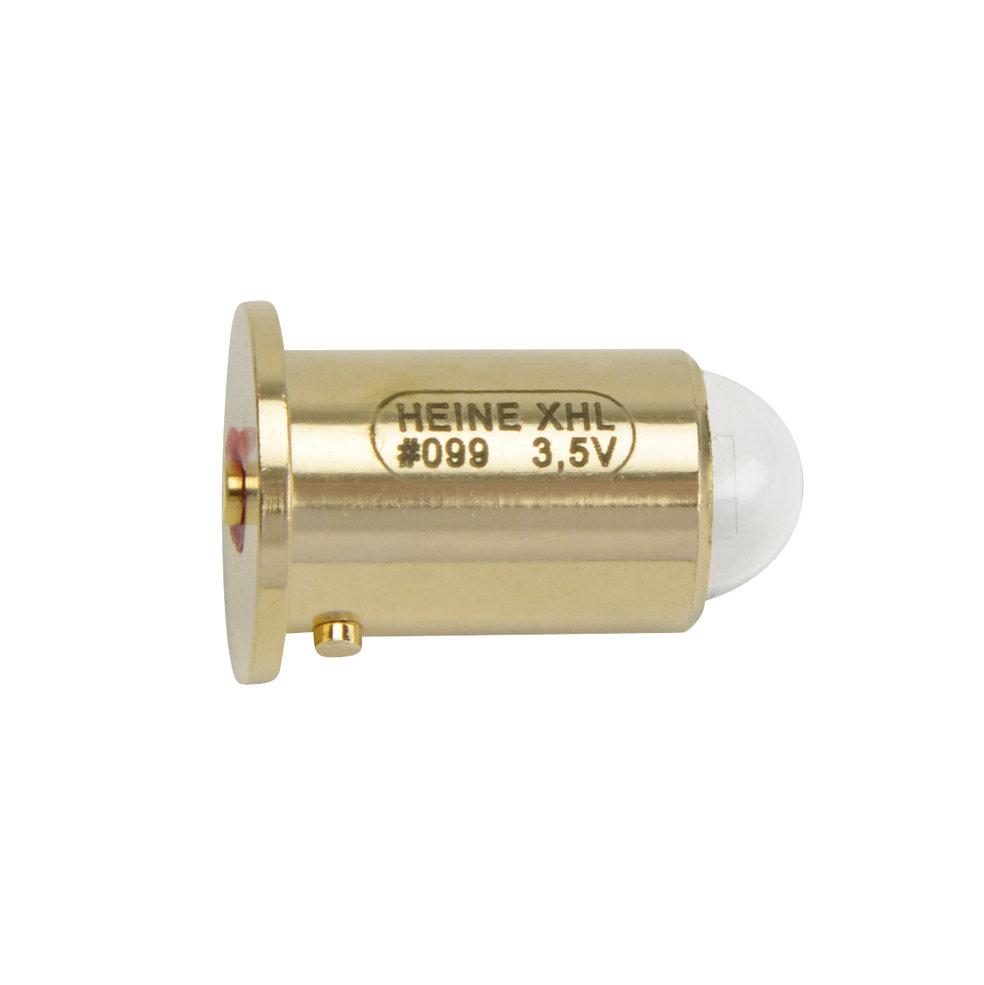 ampoule lampe à fente HSL 150 heine