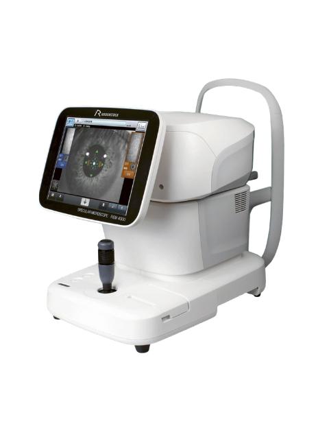 microscope spéculaire REM 4000 Rodenstock Vidéré